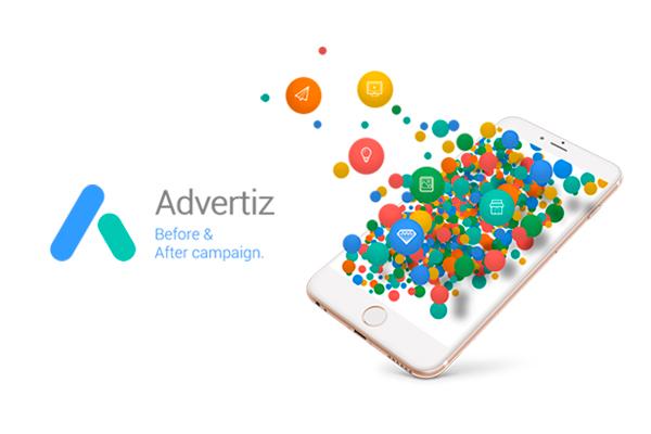 Advertiz Presentation Template
