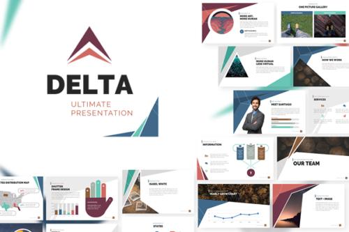 Delta Presentation Template