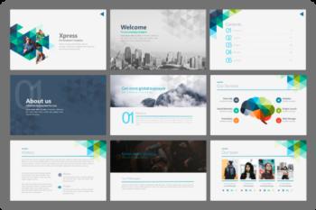 Xpress Presentation Template