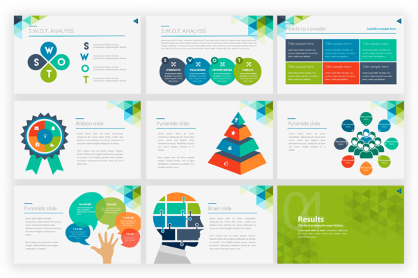 Xpress Presentation Template