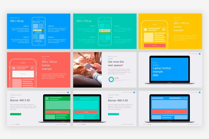 Advertiz Presentation Template