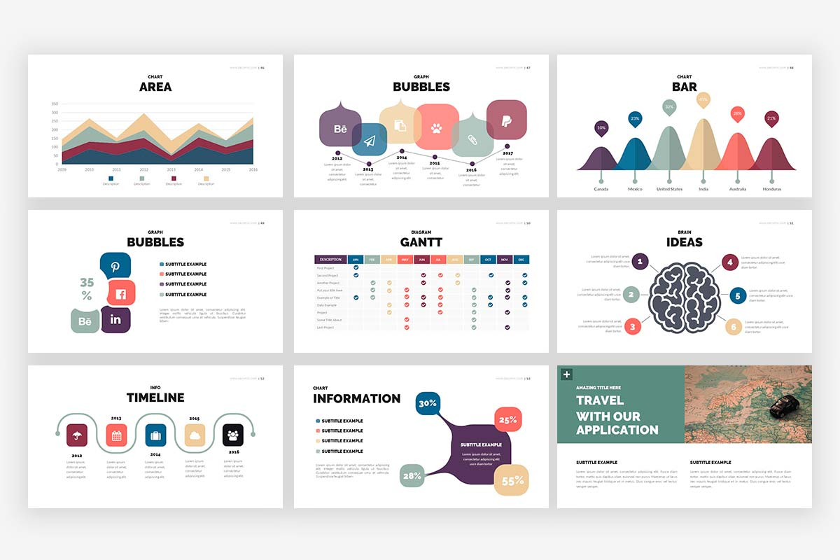 Beta Presentation Template