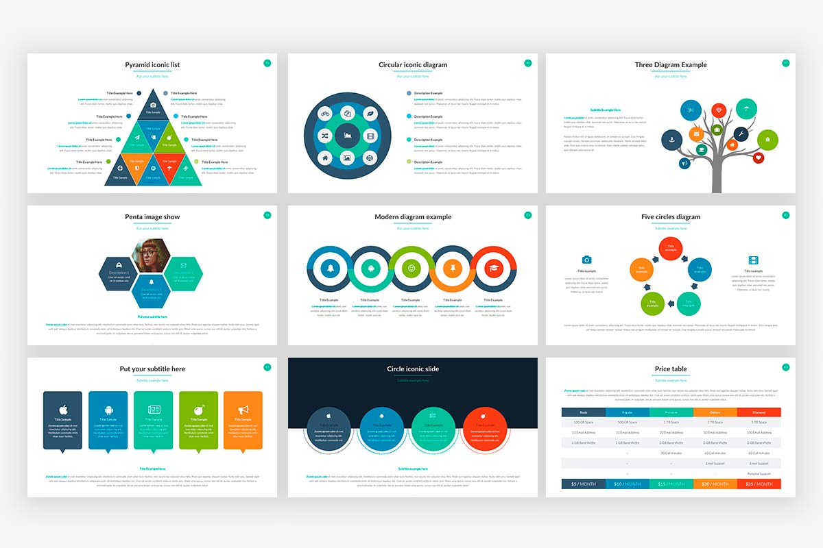 First Goal Powerpoint Presentation Template By Zacomic Studios