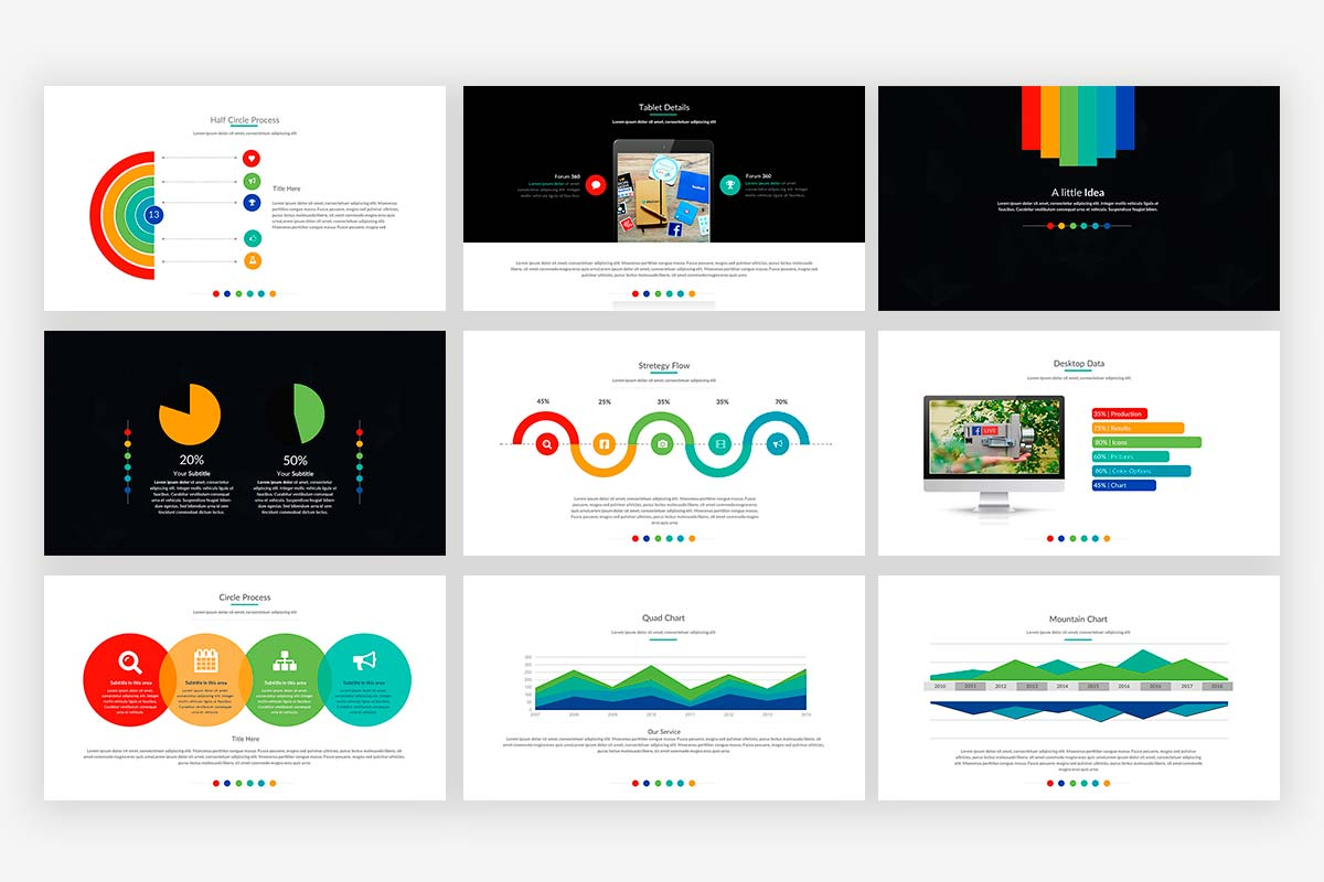 Global Project Presentation Template