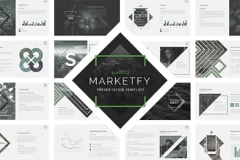 Marketfy Presentation template