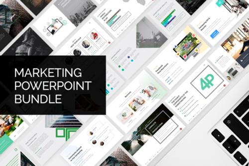 Marketing powerpoint bundle