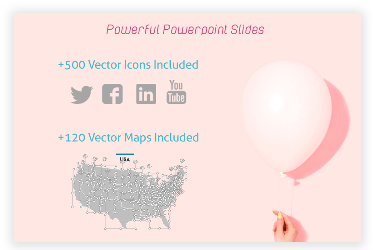 Pop Powerpoint Presentation Template