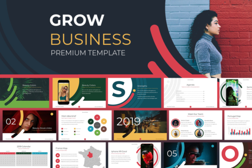 Grow Business Template Multipurpose Template
