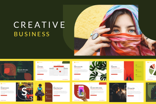 Creative Business Presentation